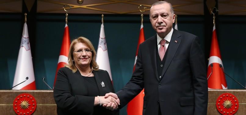 VISA LIBERALIZATION, MODERNIZED CUSTOMS UNION TO PROP UP BILATERAL TURKISH-MALTESE INVESTMENTS