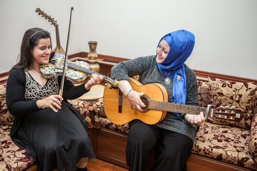 Turkish girl with autism stuns as musical prodigy