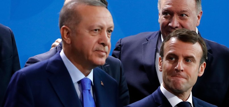 ERDOĞAN TO MACRON: WHO ARE YOU TO PROPOSE RECONSTRUCTION OF ISLAM?