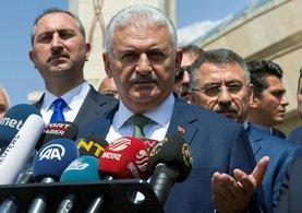 Başbakan Binali Yıldırım, deprem bilançosunu açıkladı