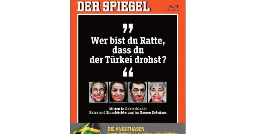 Türkiye düşmanlığı Der Spiegel'i vurdu