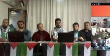 Palestinian youth stage 'cyber-demo' for Jerusalem