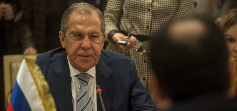 RUSSIA URGES NORTH AFRICA TO BRING SYRIA BACK TO ARAB LEAGUE