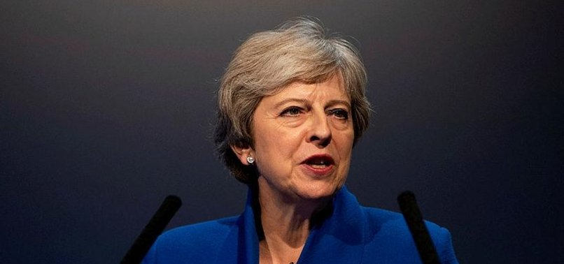DOZENS OF BRITISH LAWMAKERS DISCUSS OUSTING PM MAY, BBC REPORTS