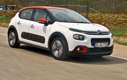 TEST · Citroen C3 1.6 VTi EAT6 Shine
