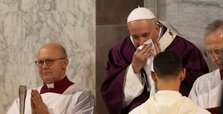 Pope postpones official audiences but working from residence: Vatican