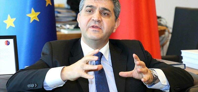 TURKEYS MEMBERSHIP WILL MAKE EUROPEAN UNION A GLOBAL POWER