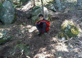 Uludağ'da kaybolan çocuk buludu!