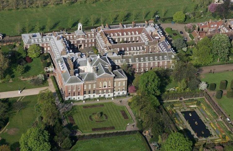 Yeni eve 5 milyon sterlinlik güvenlik