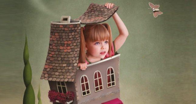 Dikine uzanan hayatta çocuk olmak