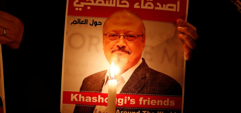 US LAWMAKERS DEMAND JUSTICE FOR KHASHOGGI 100 DAYS ON