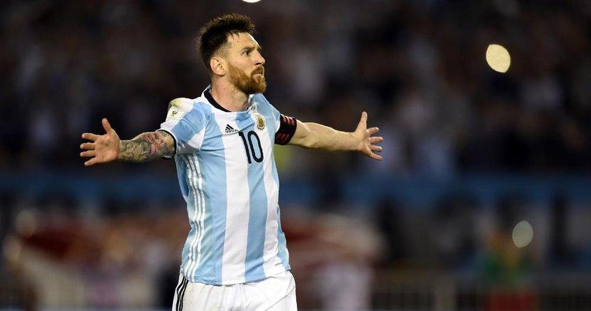 Messi, Suriyeli sığınmacının hayalini gerçekleştirdi