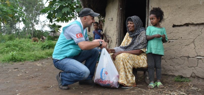 TURKISH CHARITY CANSUYU TO SACRIFICE ANIMALS IN DOZENS OF COUNTRIES DURING EID AL-ADHA