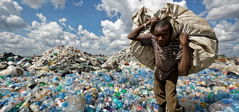 AFRICAS SOLID WASTE IS GROWING, POSING A CLIMATE THREAT