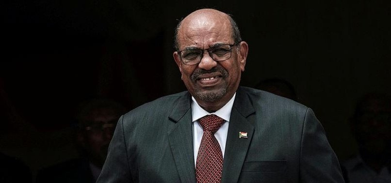 SUDANS EX-LEADER BASHIR FACES NEW CORRUPTION CHARGES