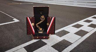 Louis Vuitton Monaco Grand Prixi İçin Kupa Sandığı Tasarlıyor