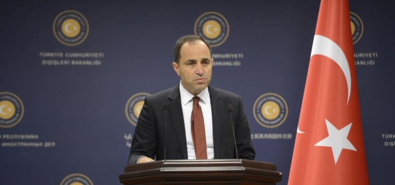 ANKARA SLAMS EU FOREIGN POLICY CHIEF COMMENTS ON CYPRUS NULL AND VOID