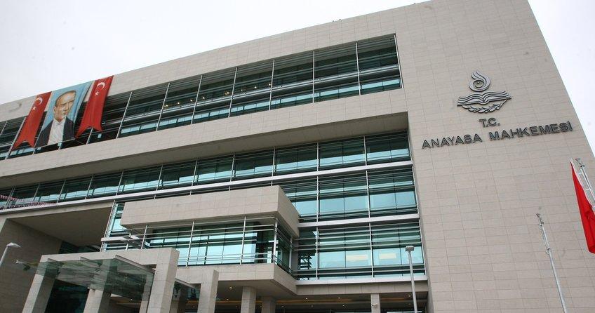 Anayasa Mahkemesi'nden CHP'li vekillerin başvurusuna ret