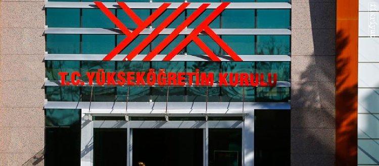 Rektörlerden YÖK'ün 'yağmacı dergi' önlemine destek