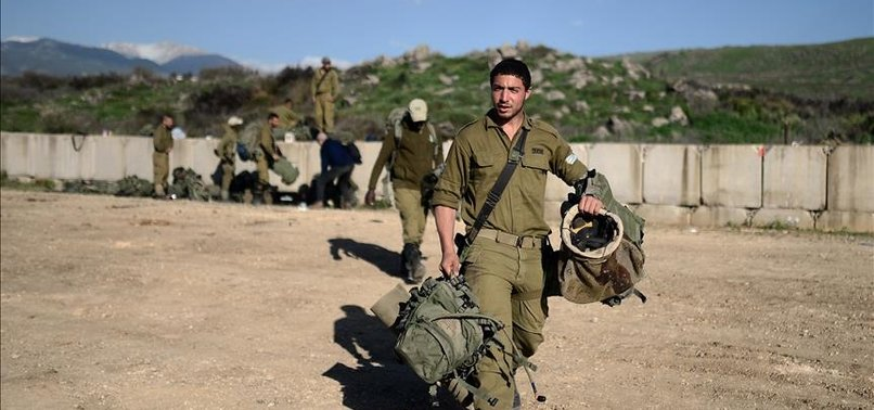 MILITARY-AGE ISRAELIS REJECT GOVTS RACIST POLICIES