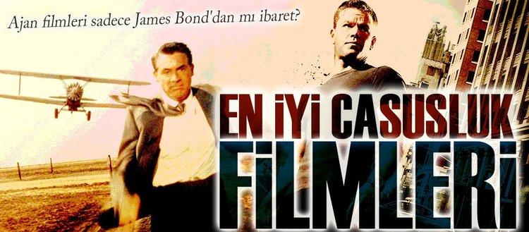 En iyi casusluk temalı ajan filmleri