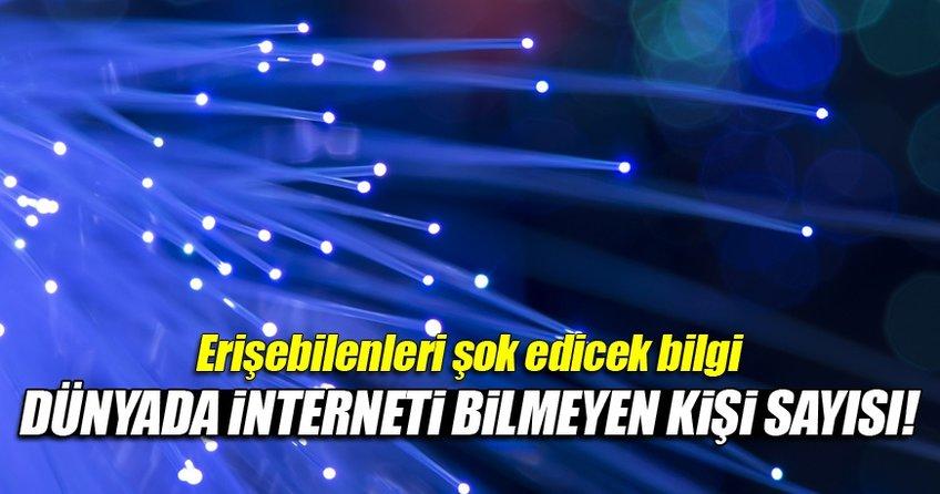 BM açıkladı: Dünyanın yarısından fazlası internete erişemiyor