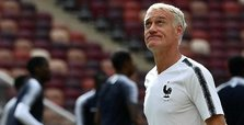 Deschamps says France won't offer Denmark any favours