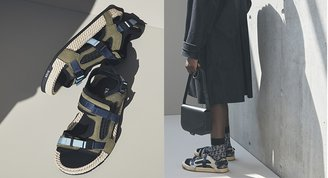 Gerçek Bir Moda Tavrının İfadesi: Dior Atlas Sandaletler