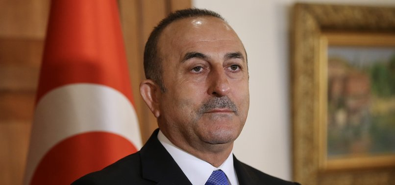 TURKISH FM DISCUSSES E. MEDITERRANEAN WITH COUNTERPARTS