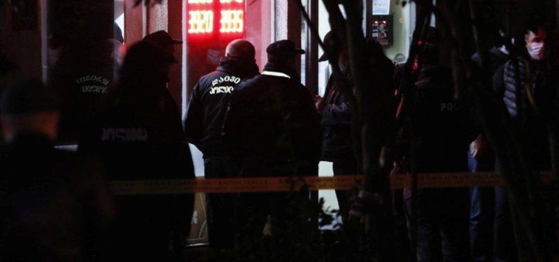 ARMED MAN TAKES 9 PEOPLE HOSTAGE IN GEORGIAN CAPITAL TBILISI