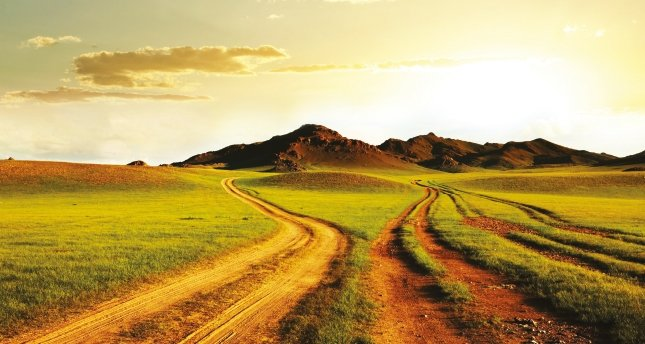 Ata yurdu Moğolistan