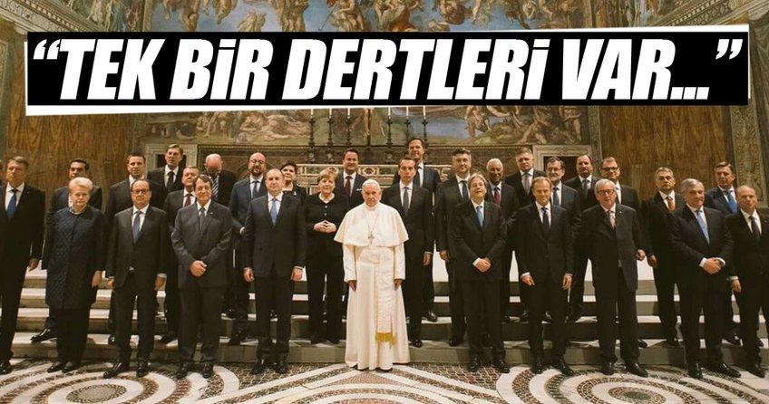 Bir tek Türkiye'ye diş geçiremediler!