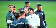 Germany remain top of FIFA rankings to start 2018
