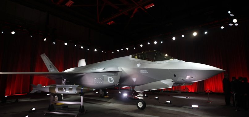 F-35 JETS TO BE DELIVERED TO TURKEY IN NOVEMBER
