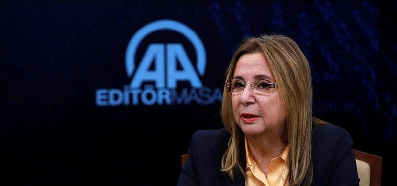 TURKEY AIMS TO GET INTO NEW MARKETS: TRADE MINISTER
