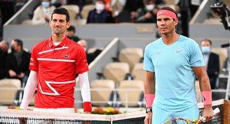Fransa Açık Yarı FinalindeDjokovic ile Nadal Karşılaşacak