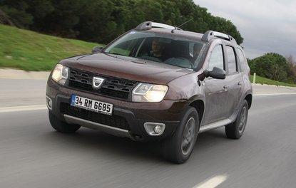 SÜRÜŞ İZLENİMİ · Dacia Duster 1.5 dCi EDC
