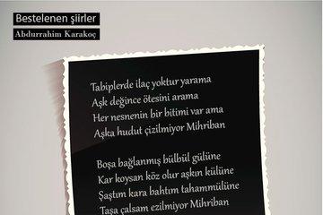 Abdurrahim Karakoç'un bestelenen şiirleri