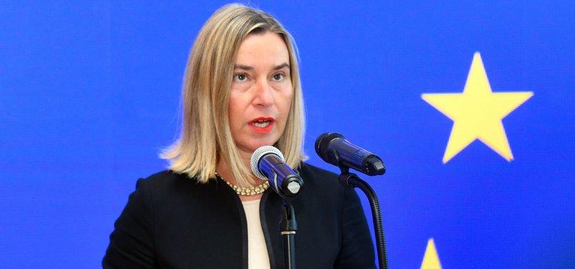 EU URGES IRAN TO ADHERE TO NUCLEAR TREATY