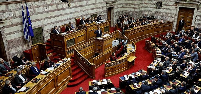 GREEK PARLIAMENT TO VOTE ON RAFALE JETS PURCHASE