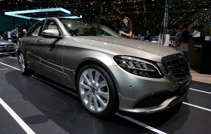 2019 Mercedes-Benz C Serisi