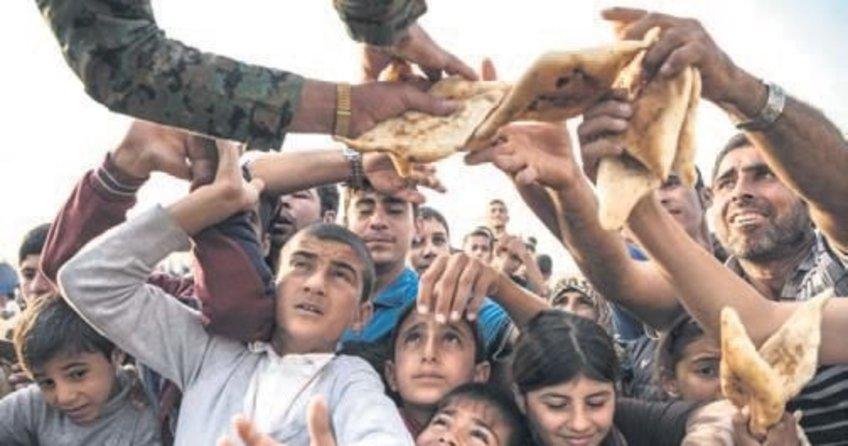 Halk açlığın pençesinde! 'Yardım gelmezse insan eti yiyeceğiz'