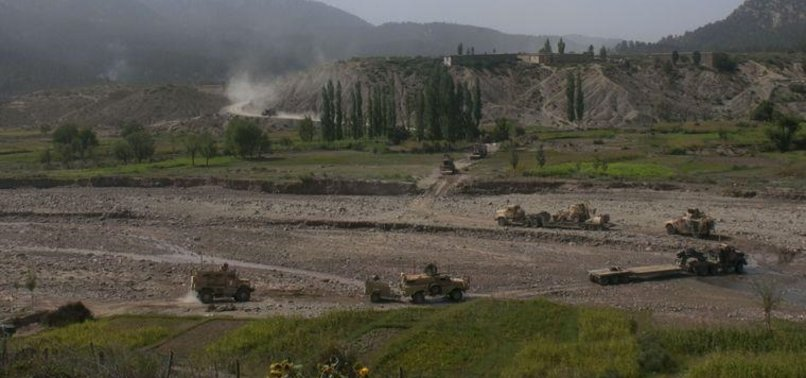 68 TALIBAN KILLED AS VIOLENCE FLARES UP IN AFGHANISTAN