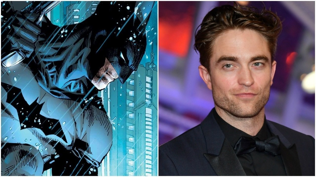 ROBERT PATTİNSON BATMAN OLUYOR!