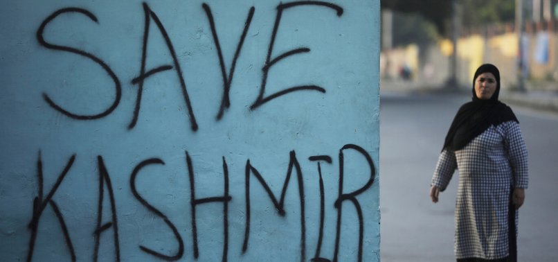 KASHMIR HAS SEEN 20 DAILY ANTI-INDIA PROTESTS DESPITE CRACKDOWN, SOURCE SAYS