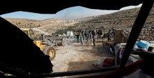 Israel tears down Palestinian homes in occupied West Bank
