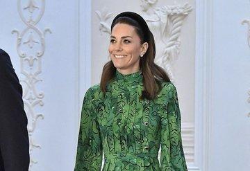 Kate Middleton'a sürpriz hediye