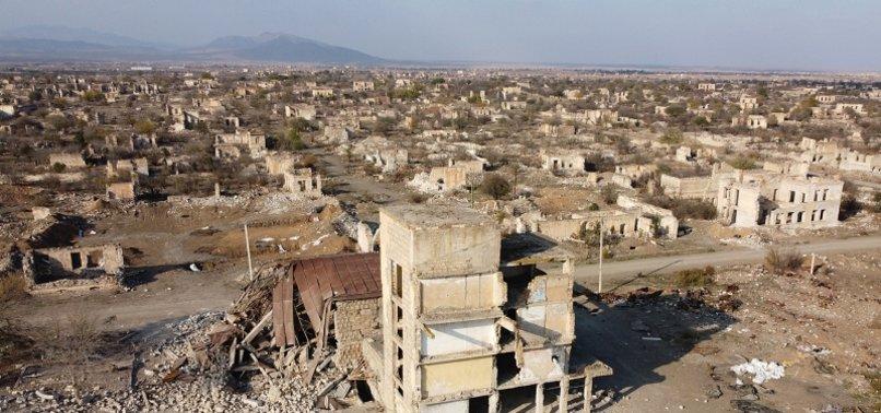 AZERBAIJANI RESIDENTS RECALL LOST GLORY OF AGHDAM CITY