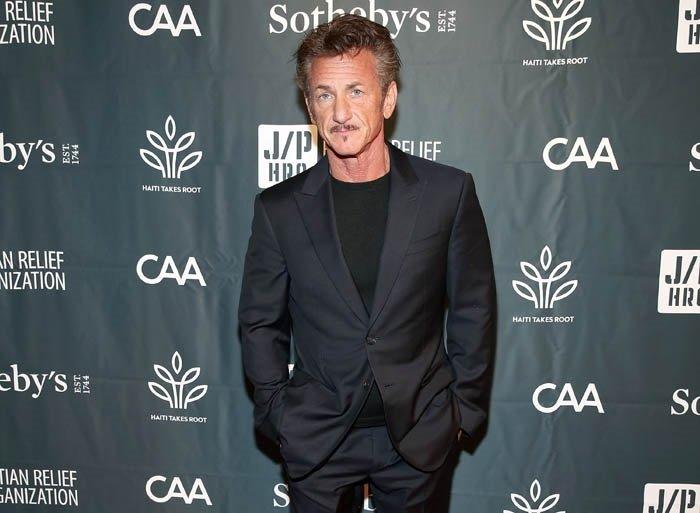 Sean Penn: Şanslı bir adamım