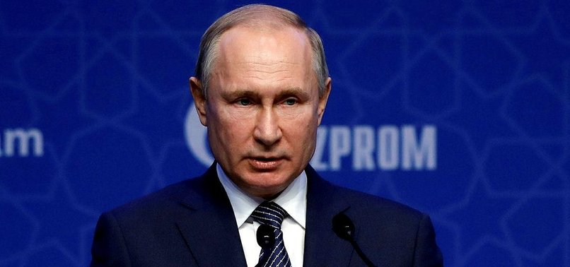 VLADIMIR PUTIN SEVERELY CRITICIZES U.S. FOR LEADING TO HUMANITARIAN TRAGEDY IN CONFLICT-HIT AFGHANISTAN